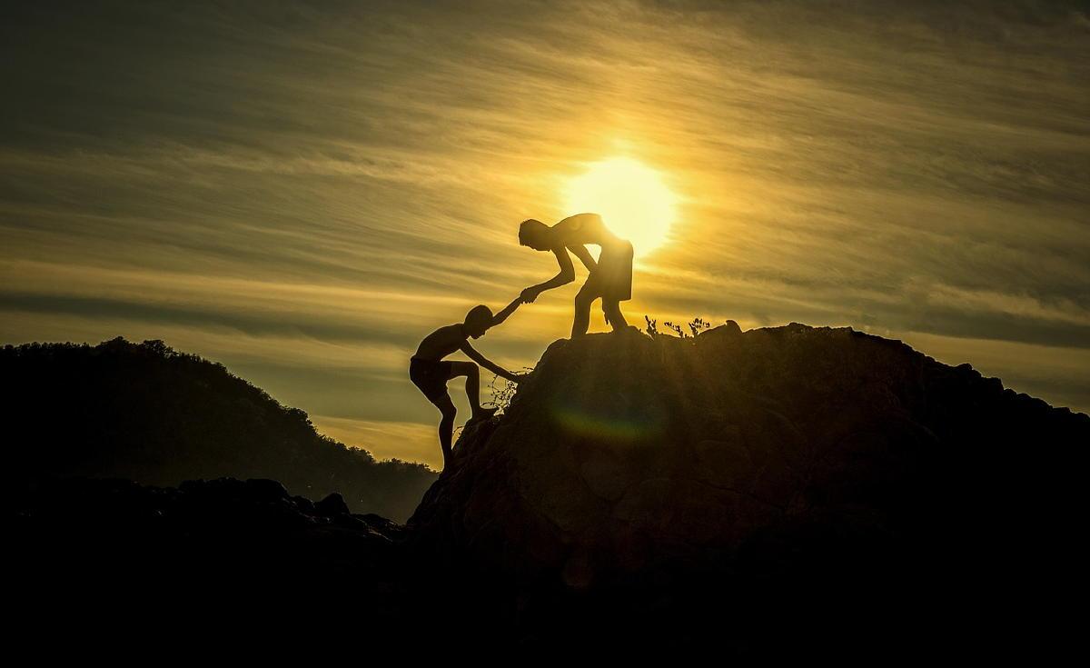 cooperation teamwork playground social skills