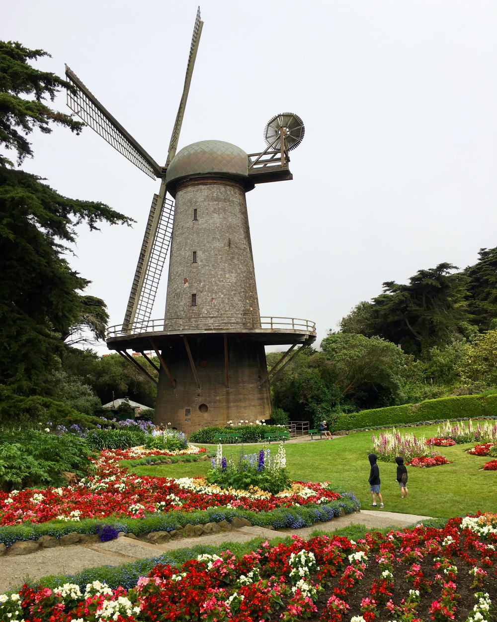 Dutch windmill san francisco