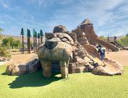 sabercat playground